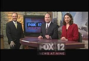 Fox 12 Anchors