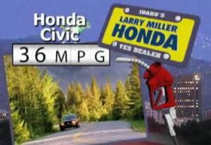 Larry H Miller Honda – Mileage