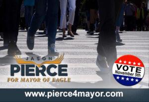 Pierce for Mayor 2