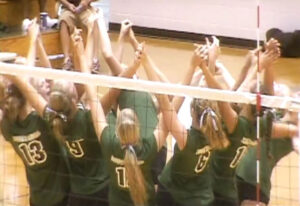 Volleyball – 2005 Eagle Mustangs