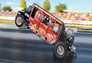 Drag Racing – Jelly Belly Candy