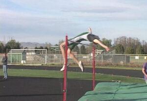 High Jump – Nate Collette