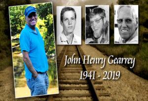 Joe Geary – Memorial Tribute