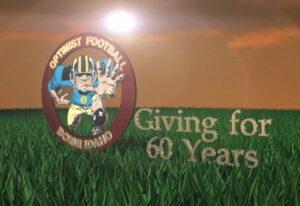 Optimist Youth Football – 60 Years