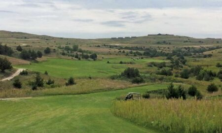 Red course at Dismal River