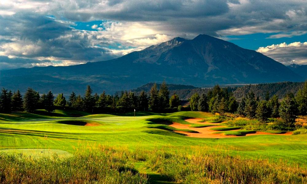 Aspen Glen Club in Carbondale, Colorado