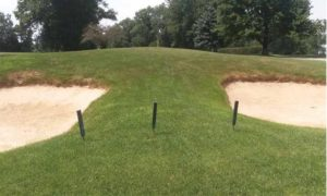 Principal's Nose bunker(s) are on the 16th hole at St. Andrew's