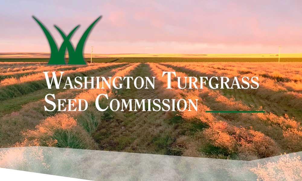 washtington turfgrass seed commission