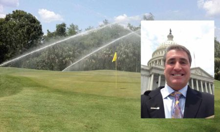 Darren J. Davis at Olde Florida Golf Club