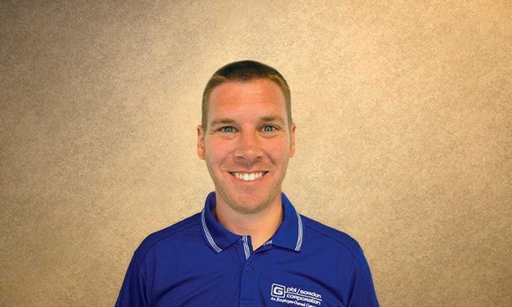 Shawn Fopma Lead Sales, PBI-Gordon