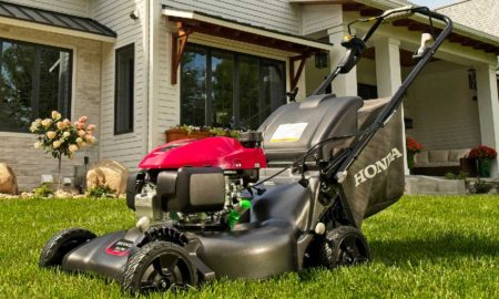 All-New Honda HRN Series Lawn Mower