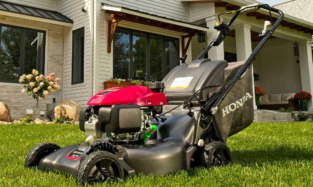 All-New Honda HRN Series Lawn Mower