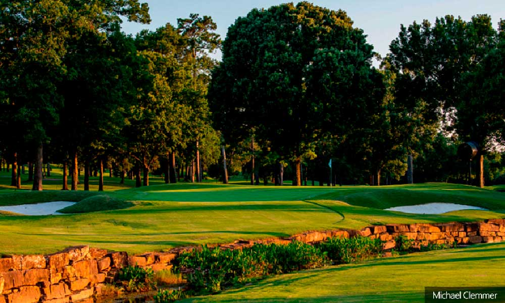 John LaFoy has completed a renovation of the East course at the Country Club of Birmingham