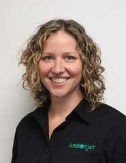 Kristin Nikodemski - Marketing Manager