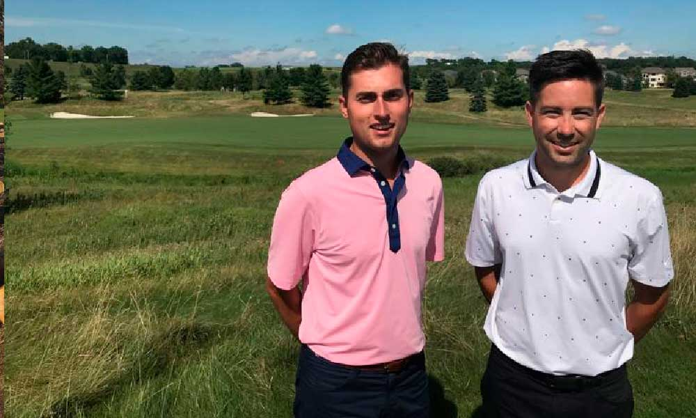Nate Musta Adam Chandler Somerby Golf Club