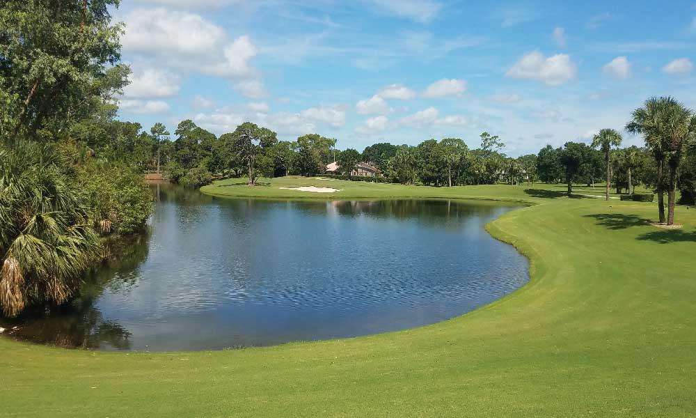 Golf Course SOLitude Lake Management