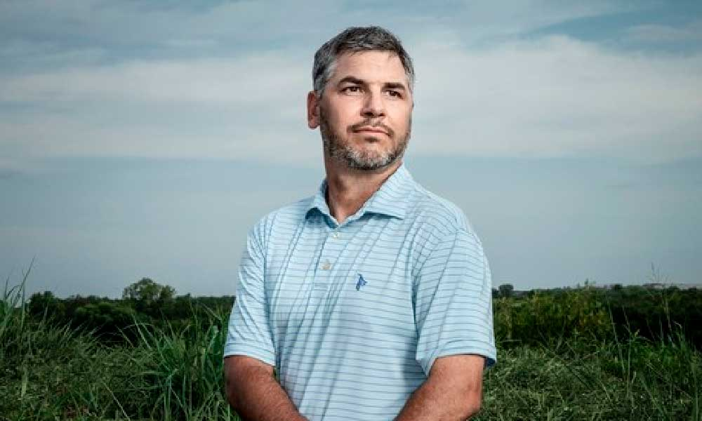 Kasey Kauff Superintendent at Trinity Forest in Dallas