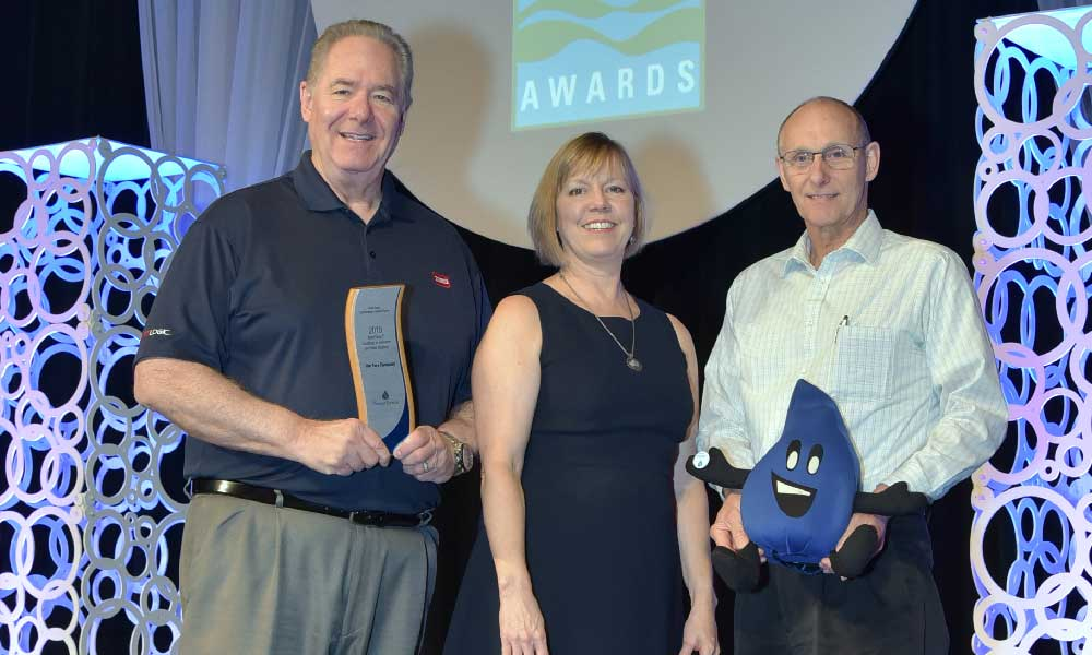 2019 WaterSense Excellence Award to The Toro Company
