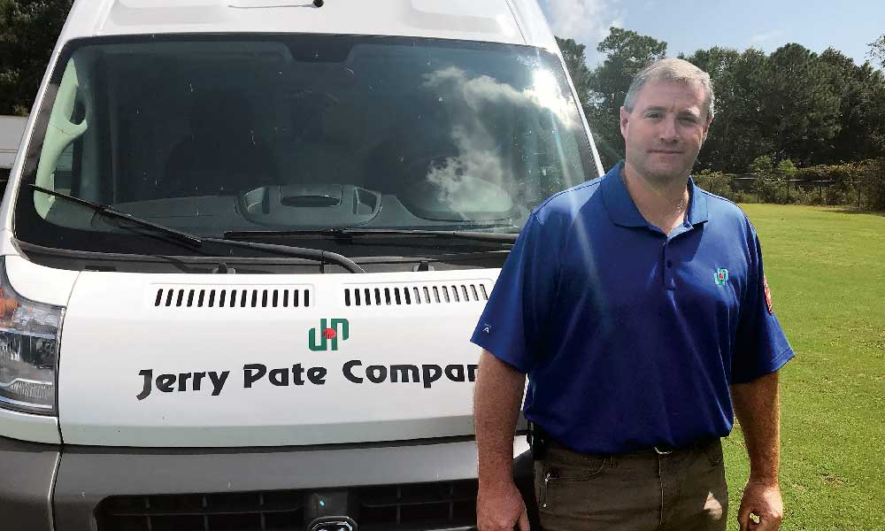Eric Malloy Jerry Pate