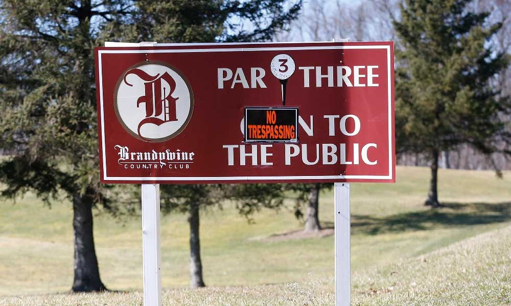 Former Brandywine Golf Course to Convert to Park