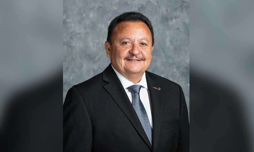 GCSAA President Rafael Barajas