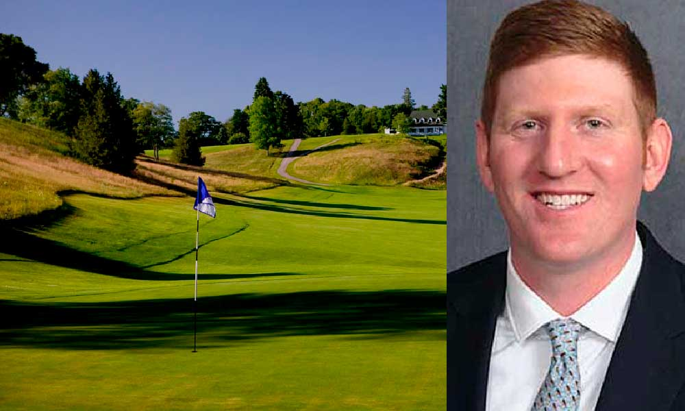 Jordan Caplan superintendent Belvedere Golf Club