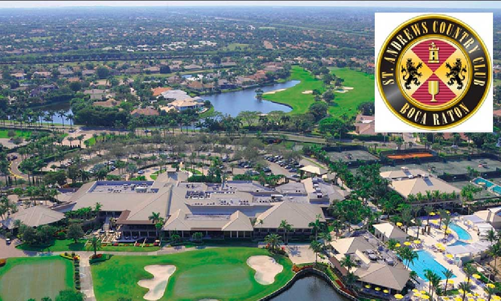 St. Andrews Country Club of Boca Raton, FL