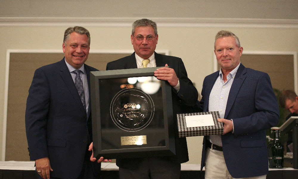 Augusta National's Brad Owen is GA's Superintendent of the Year
