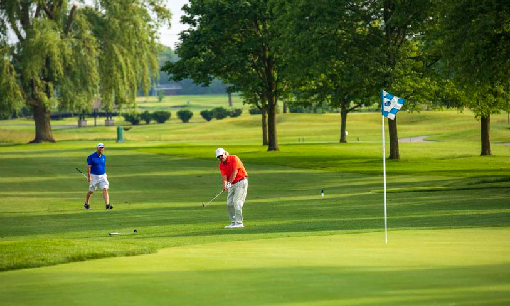 Golfers have played more than 30,000 rounds at Sunset Valley Golf Club during the 2019 season.