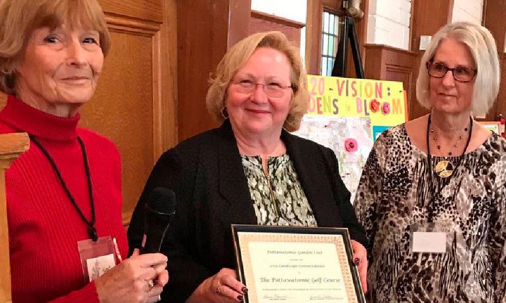 Pottawatomie Garden Club Landscape Award