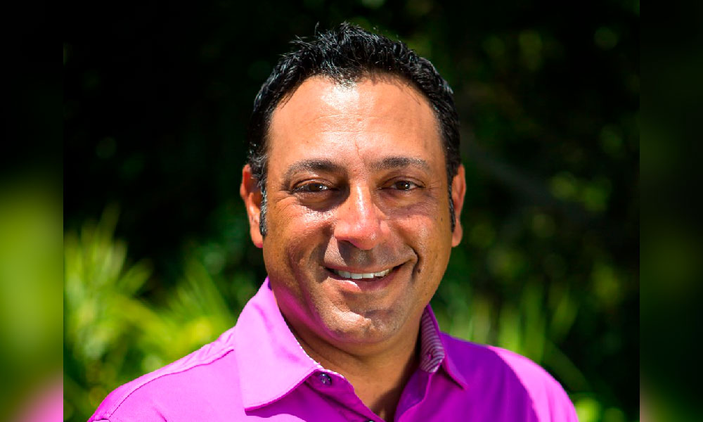 Mike Malizia, Director of Golf Instruction at HRYCC
