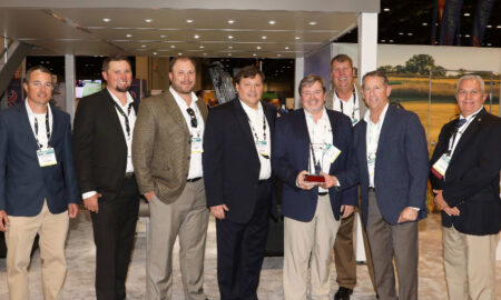 John Deere announced Everglades Equipment Group as its Golf Dealer of the Year