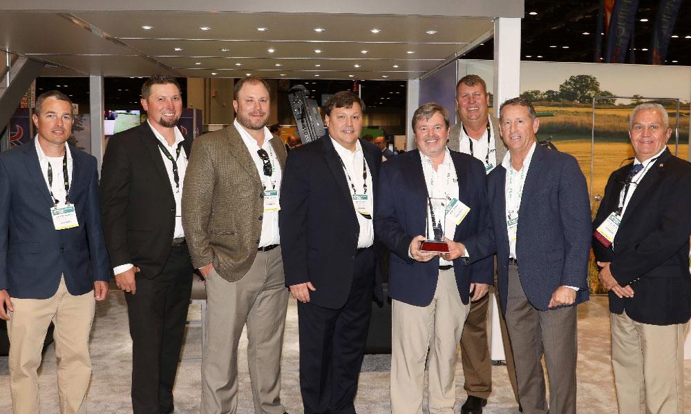 John Deere announced Everglades Equipment Group as its Golf Dealer of the Year