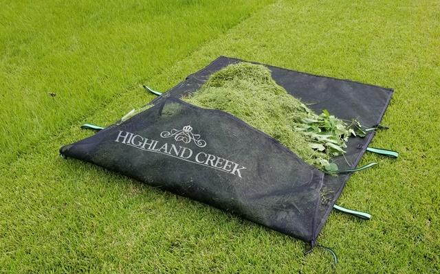 Leaf Burrito Custom Highland Creek Course