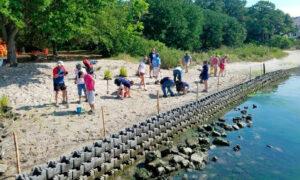 Solitude Lake Management Volunteers