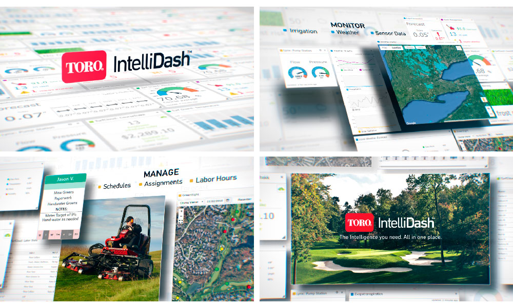 Toro IntelliDash Course Management Platform