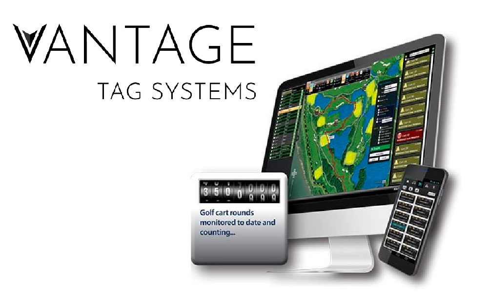 Vantage Tag Systems TAG GOLF CONTROL UNIT
