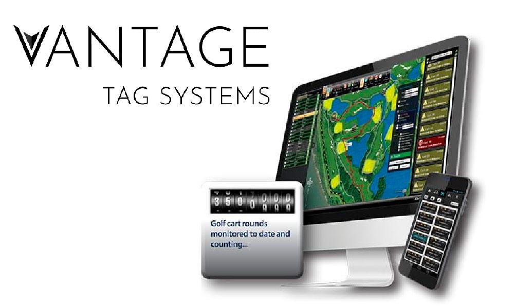Vantage Tag Systems TAG GOLF CONTROL UNIT