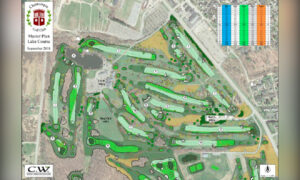 36-hole architectural Master Plan for the Chautauqua Golf Club