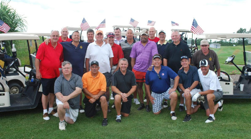 Golf Group booked Through Great Indiana Golf