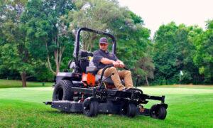 Lastec WZ400 ZTR Mower