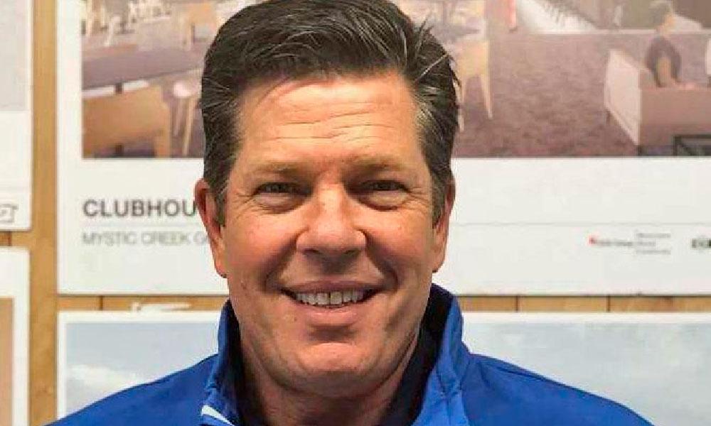 Stuart Pierce general manager of Mystic Creek Golf Club