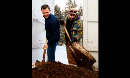 'Worm poop' helps Canmore Golf and Curling Club win environmental award