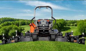 WZ1000 flex deck commercial zero turn mower