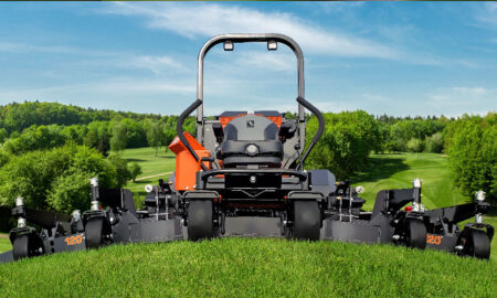 WZ1000 flex deck commercial zero turn mower
