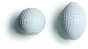 Difference Between Golf and GolfCross Balls