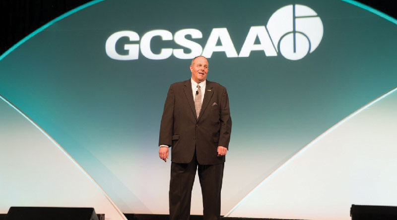John R. Fulling, CGCS President- Golf Course Superintendent's Association of America & The Environmental Institute for Golf