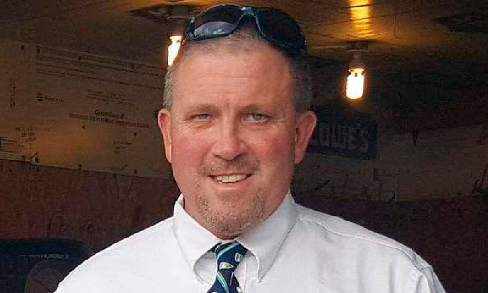 Paul Koontz golf director at Alpine Lake