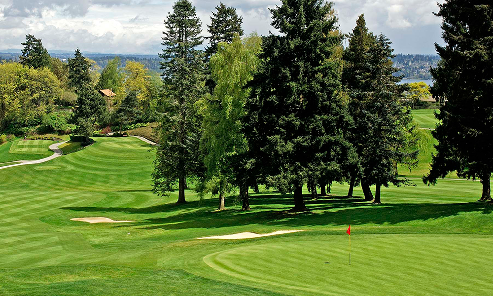 Sand Point's Old 14th (Photo by George Fuller)