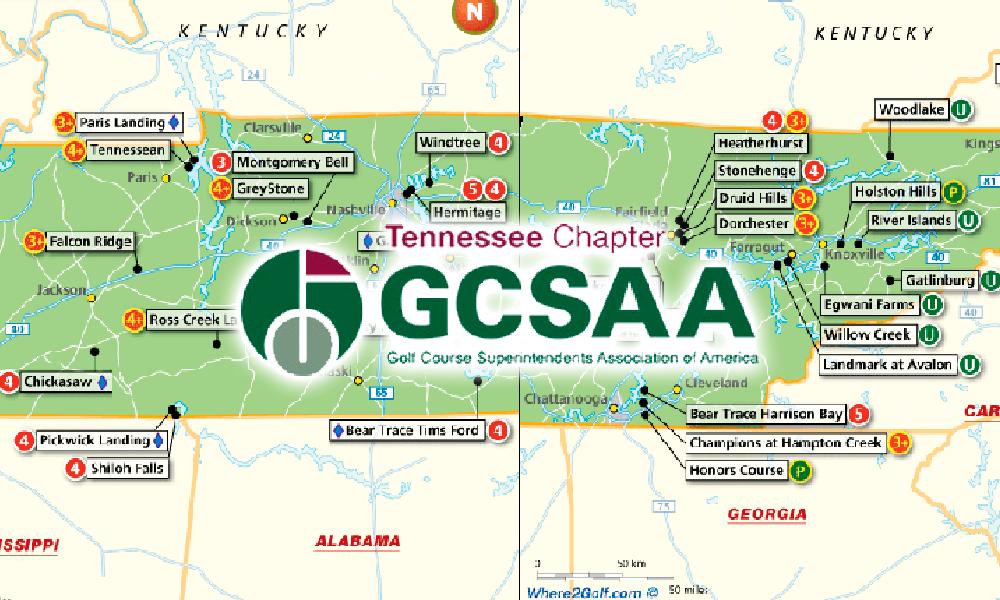 Tennessee Golf Course Superintendents Association